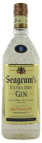 Seagram Gin Extra Dry